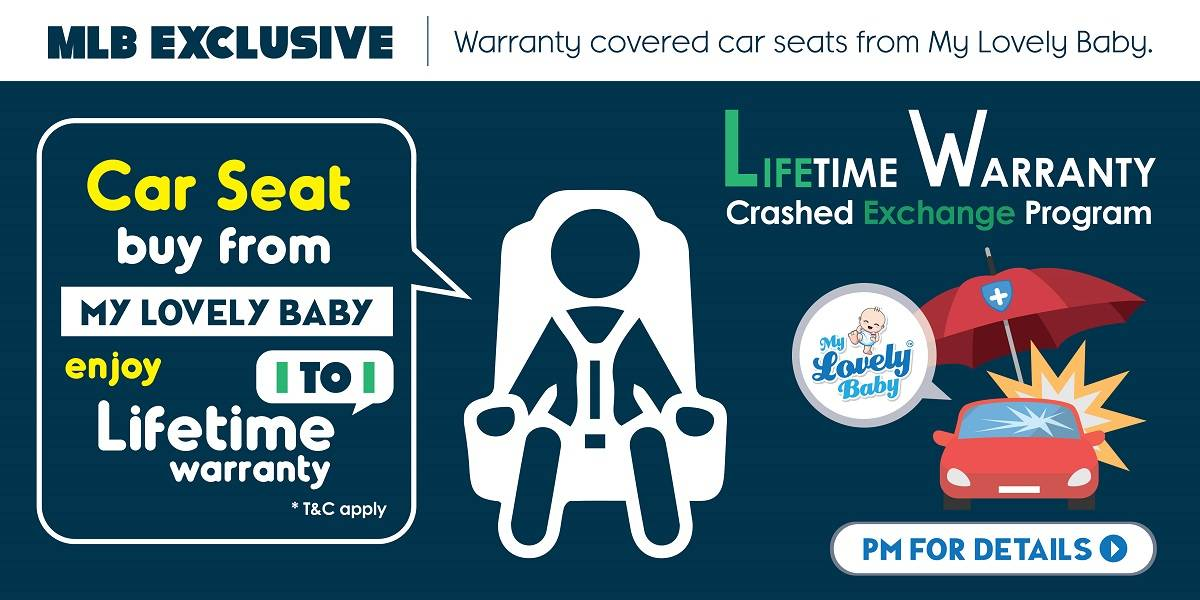 Lifetime Warranty Crash 1-1 Exchange Program