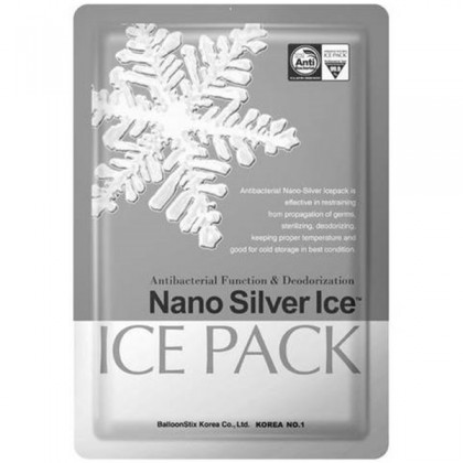 Spectra AntiBacterial Nano Silver Ice Pack 1pc