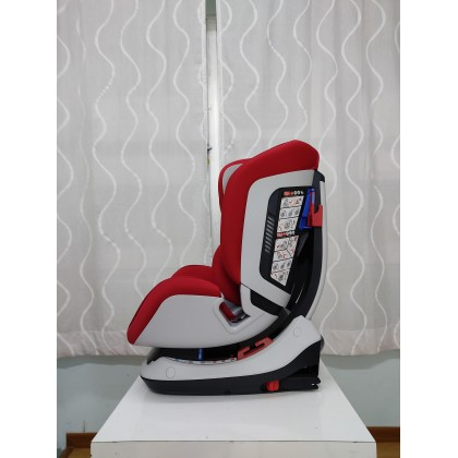 [DISPLAY] Chicco Seat Up 012 Isofix Car Seat - Red