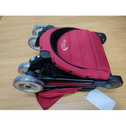 [DISPLAY] Baby Jogger City Tour Stroller - Maroon
