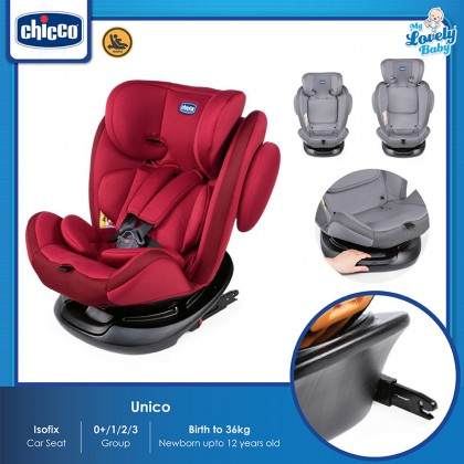 Chicco Unico 360 Spin Isofix Car Seat