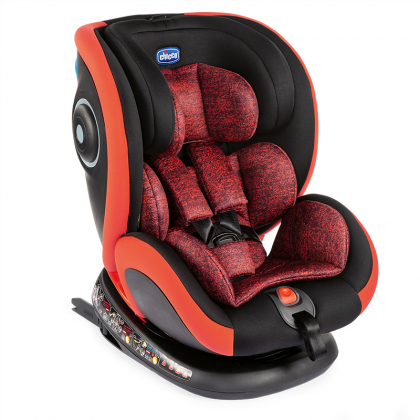 Chicco Seat4Fix 360 Spin Isofix Car Seat (Free MB Duo Light UV Sterilizer Or Coupon Code Discount)
