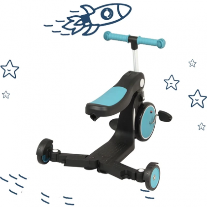 Looping Scootizz 4-in-1 Scooter