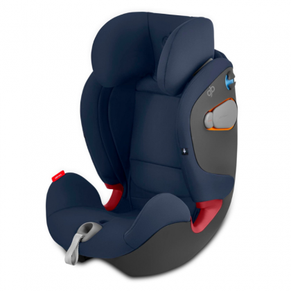 [Trade In @ RM999] GB Uni-All Isofix Car Seat (Use Code :TRADEIN500)