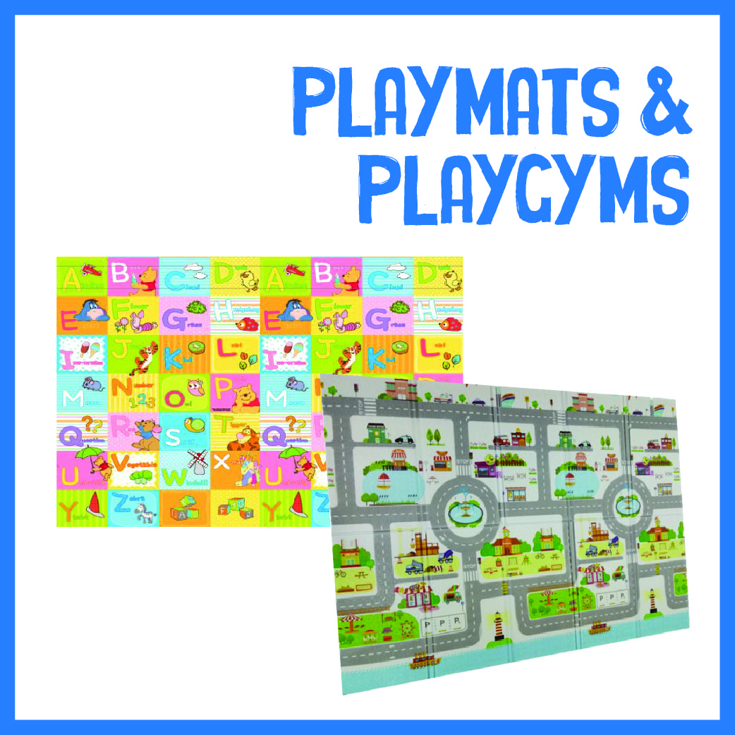 Playmats & Playgyms