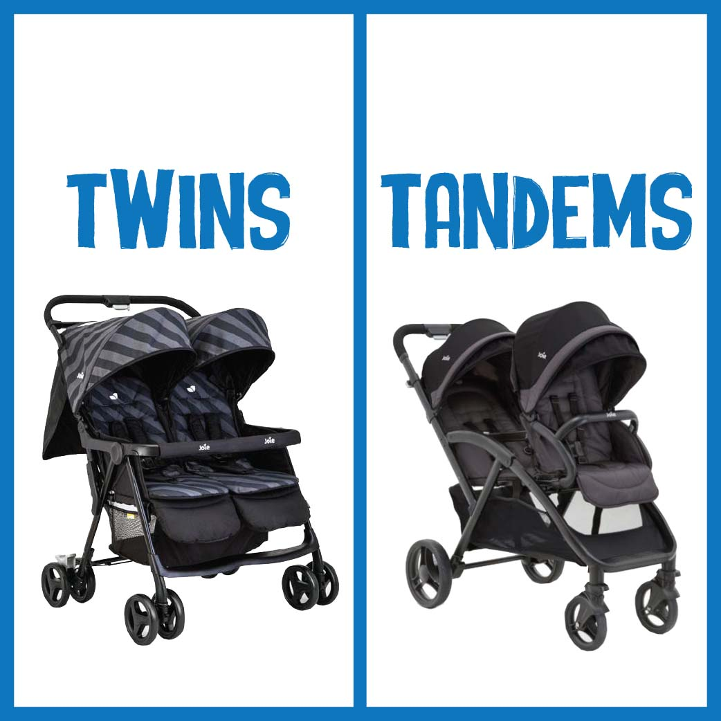 Twins / Tandems